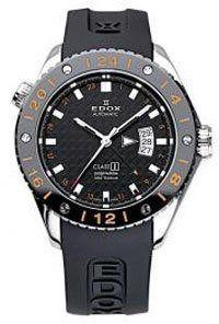 Edox Class-1 GMT Automatic Titanium 93002 TIN