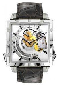 Edox Class Royal 5 Minutes Repeater 87002 3AIN