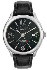 Edox Les Bemonts Automatic GMT 93001