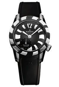 Edox Royal Lady GMT 62005 357N