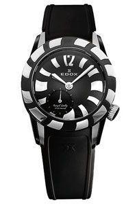 Edox Royal Lady GMT 62005 357N