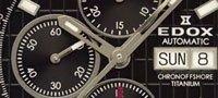 fragment Edox Horloge