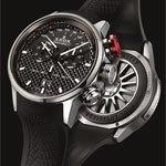Edox Titanium Chronorally horloge
