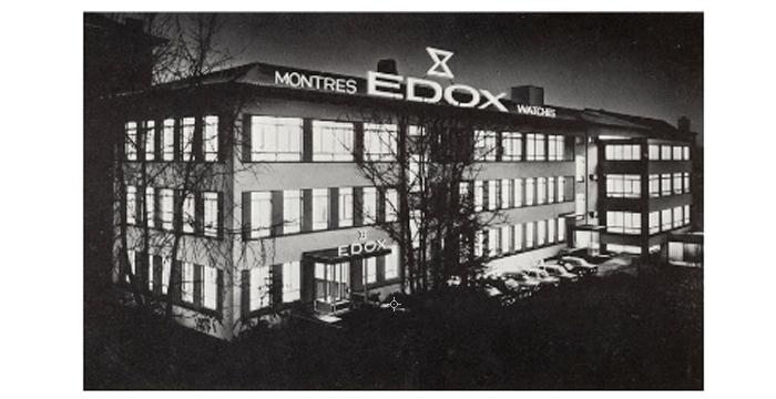 Montres Edox